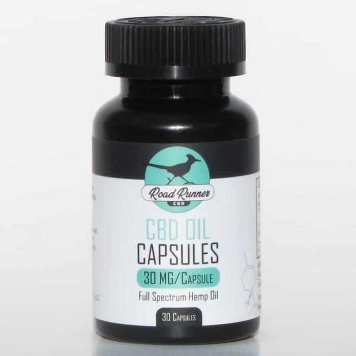 CBD Capsules 30 mg