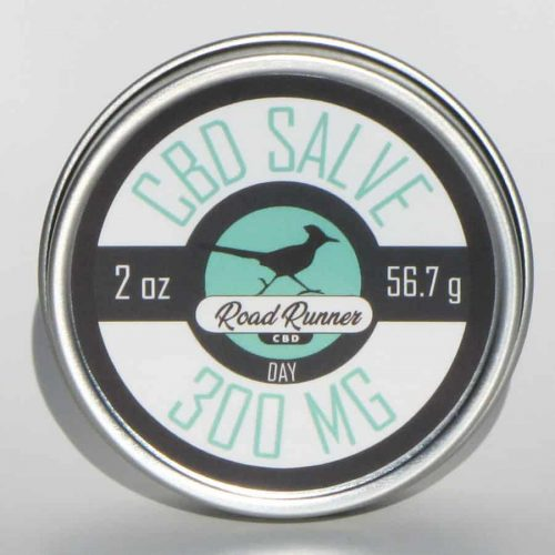 CBD Salve 300 mg Day
