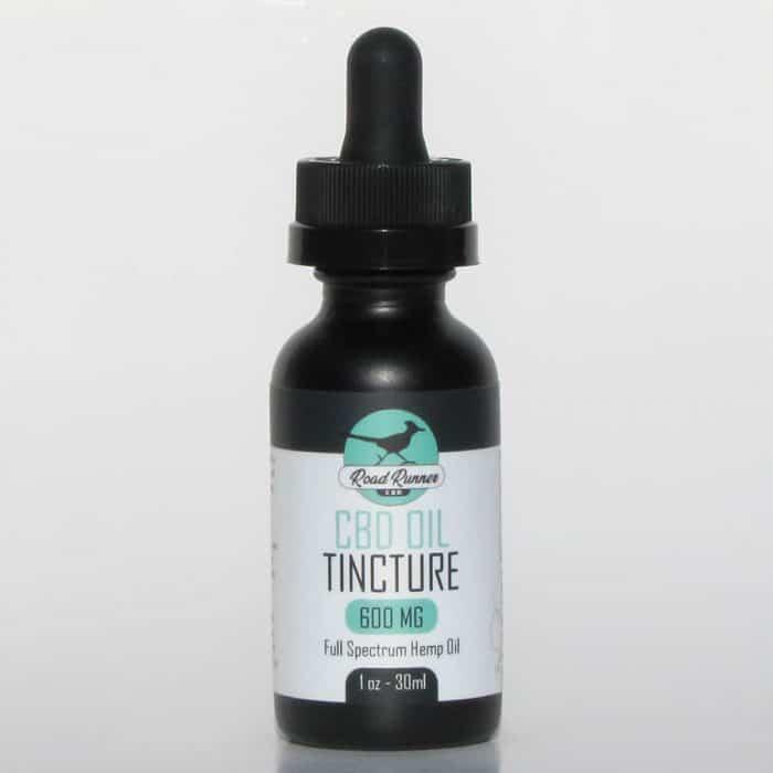 CBD Tinctures 600 mg