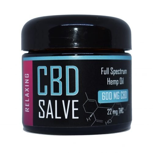CBD Salve Relaxing